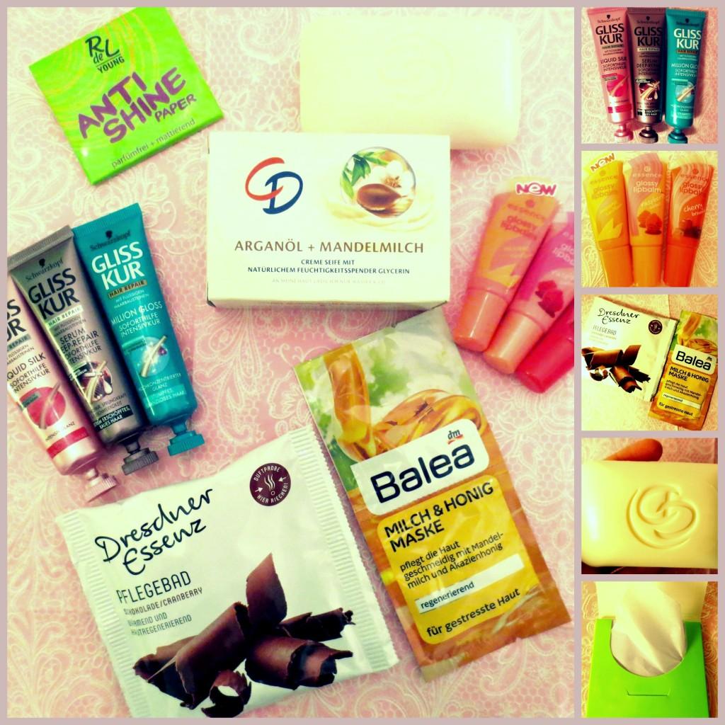 Sugarpeaches Shoppt… 6 Beautystars unter 1€!