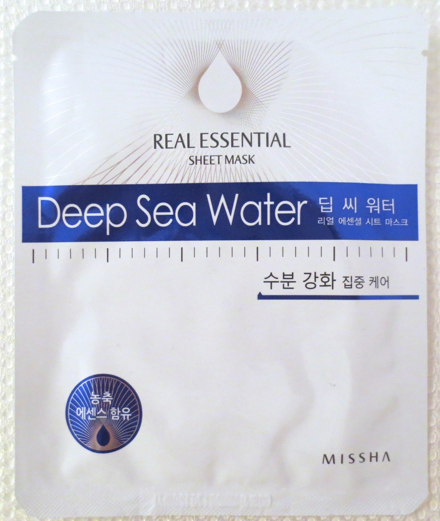 Missha Sheet Mask