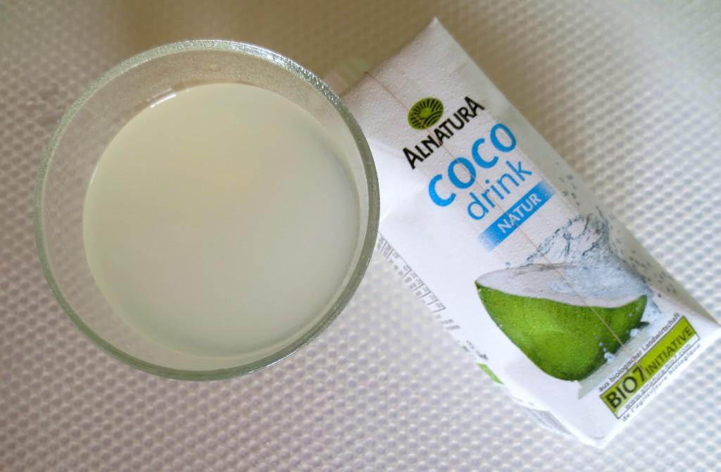 Alnatura Kokoswasser