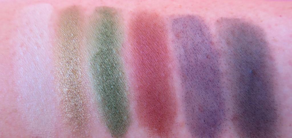 Swatch Mac Tartan Palette