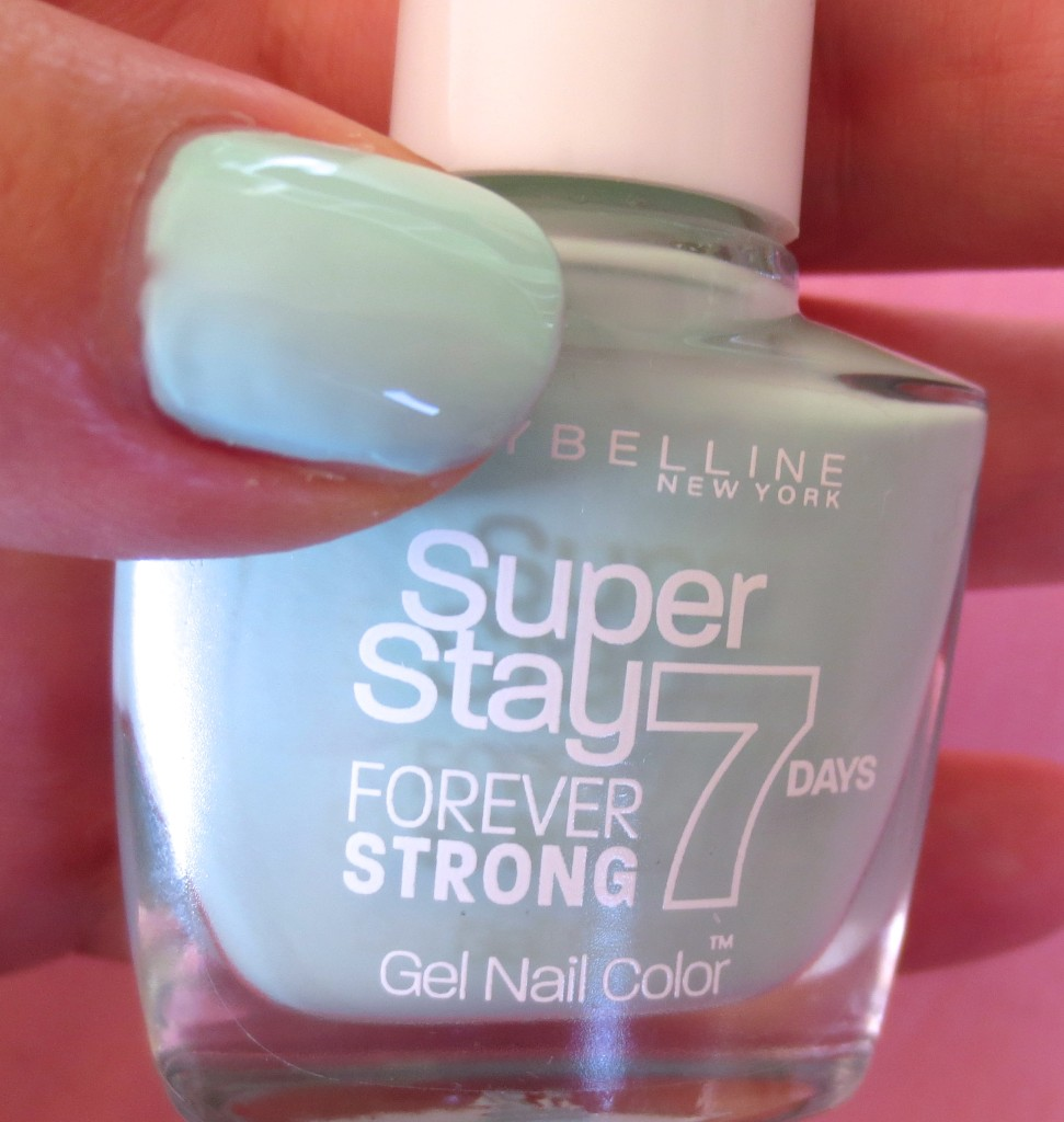 Mint for Life Nail
