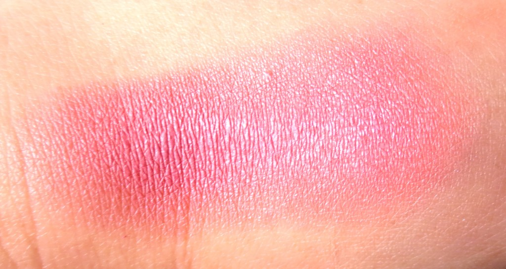Alverde Blush Dizzy Peach Swatch