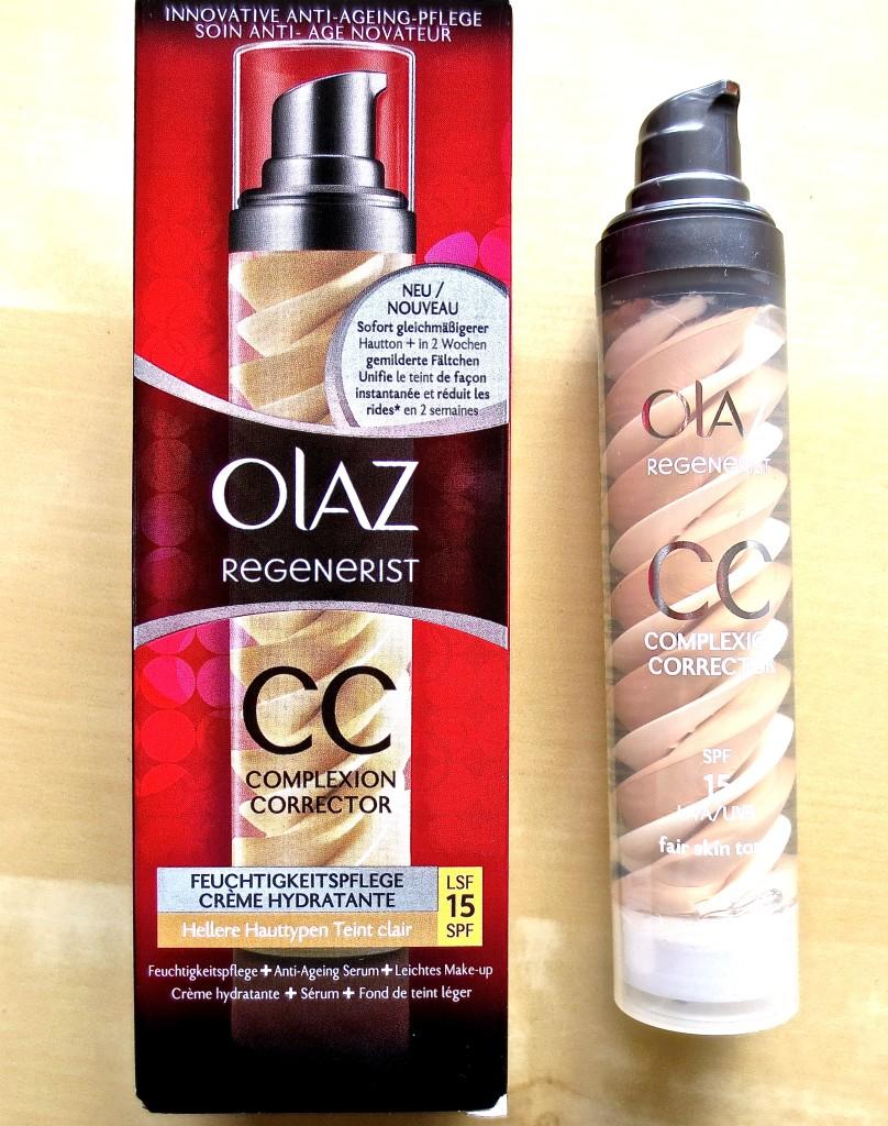 Olay Regenerist CC Cream Packung