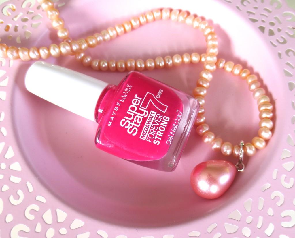 Maybelline Pink Volt