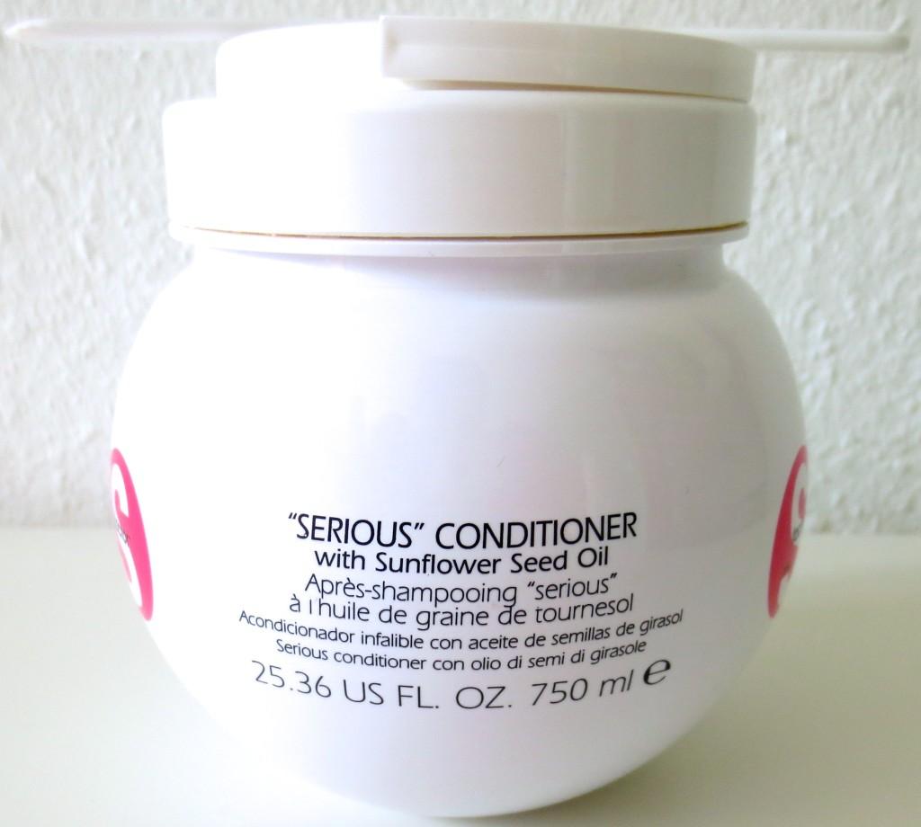 750ml Tigi S Factor Serious Conditioner