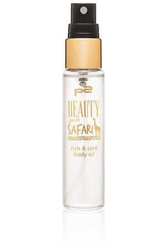 rich & care body oil