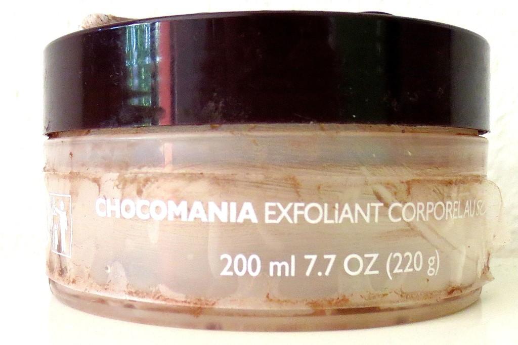 Body Shop Chocomania Scrub