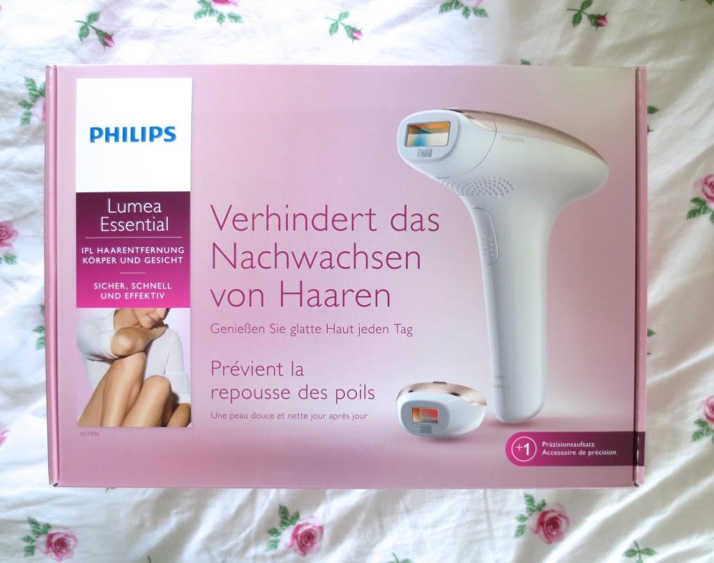 Philips Lumea Essential Testpaket