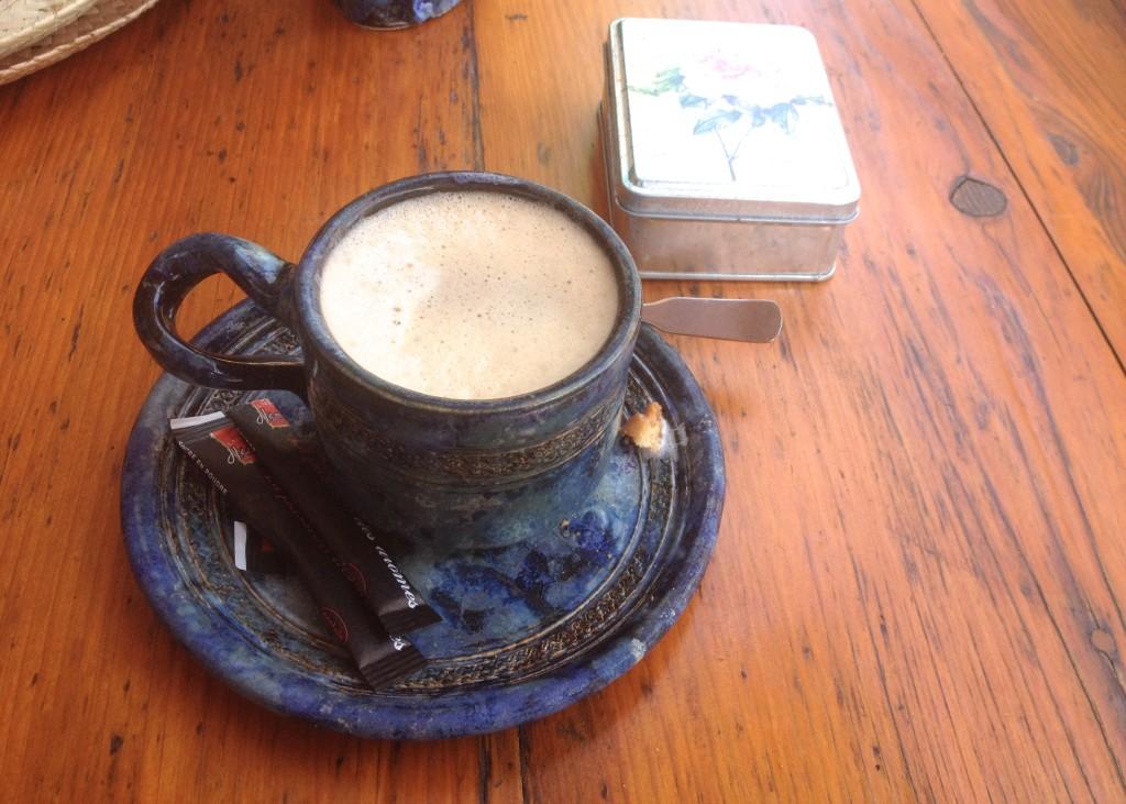 Colmar Cafe au Lait