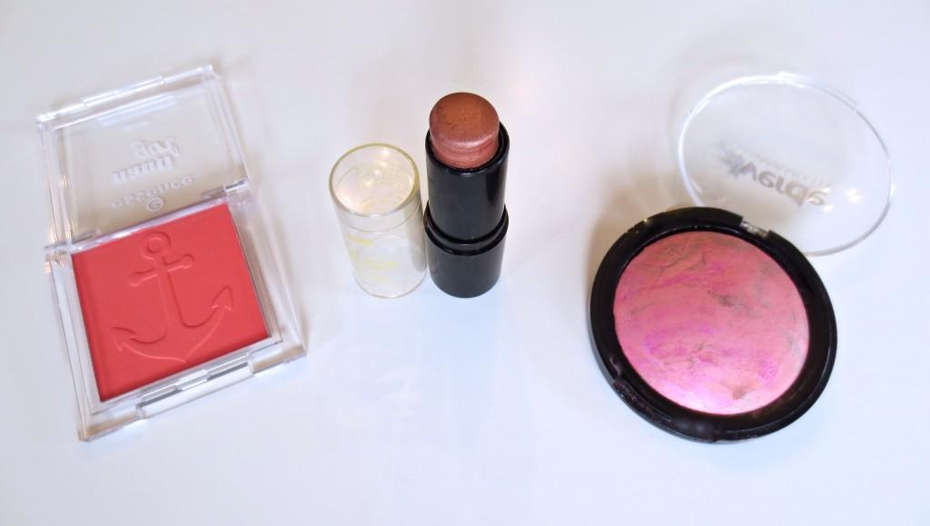 Meine Top 3 Sommer Blushes – Blogparade