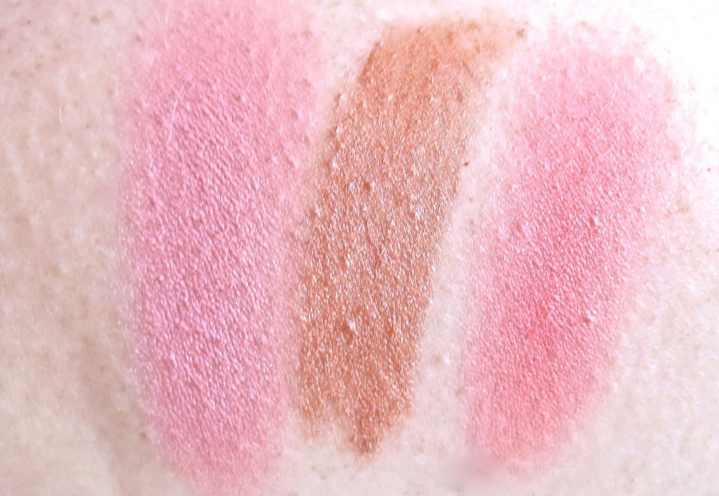 Meine Top 3 Sommer Blushes Swatches