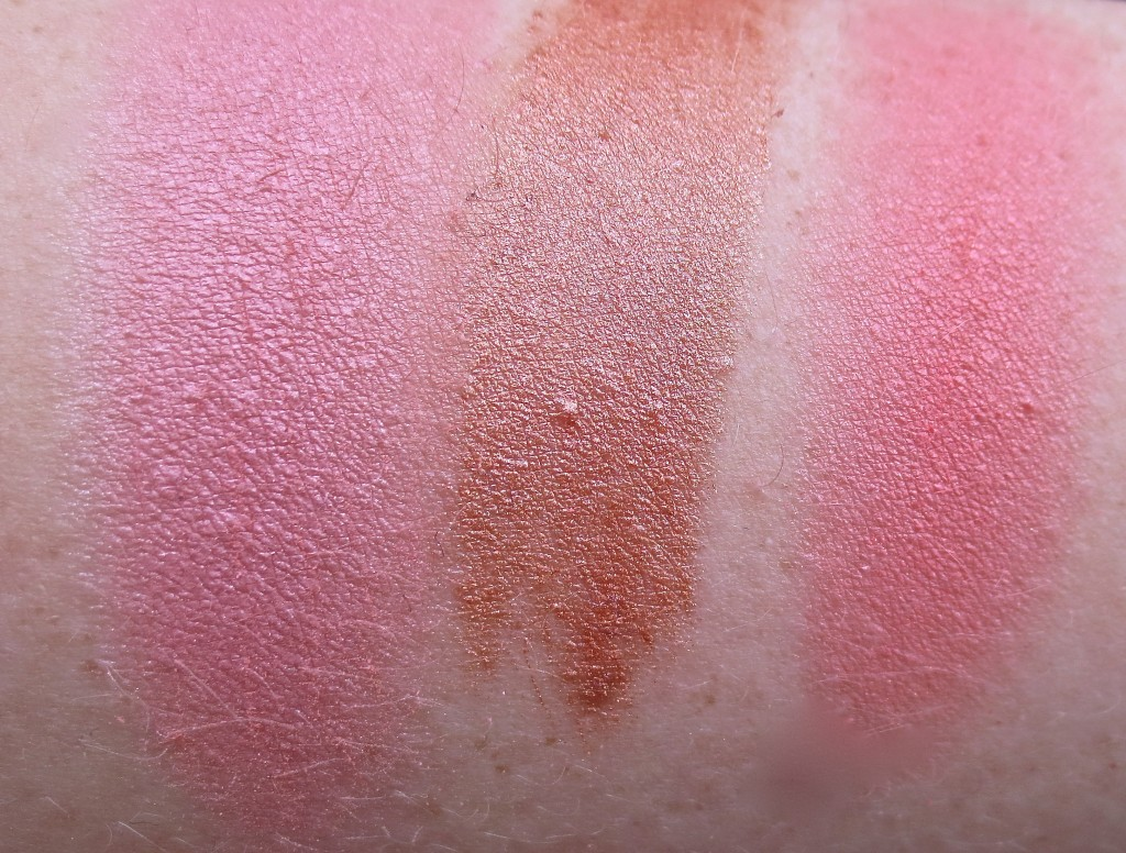 Meine Top 3 Sommer Blushes Swatches 2