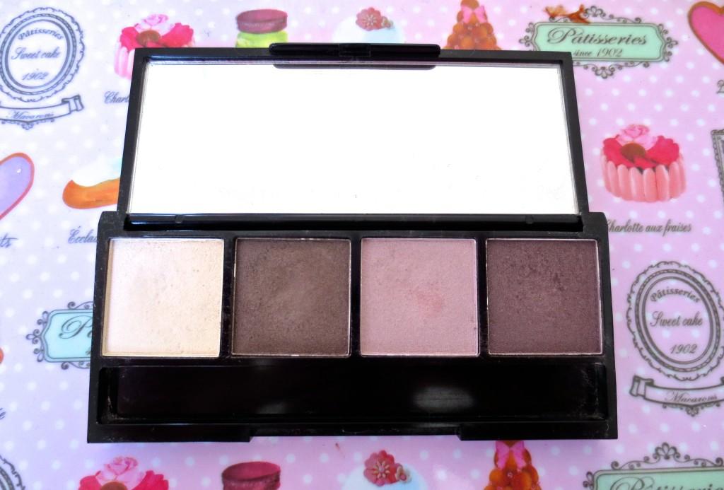 Dr Hauschka Eyeshadow Palette 02 Purple Lila
