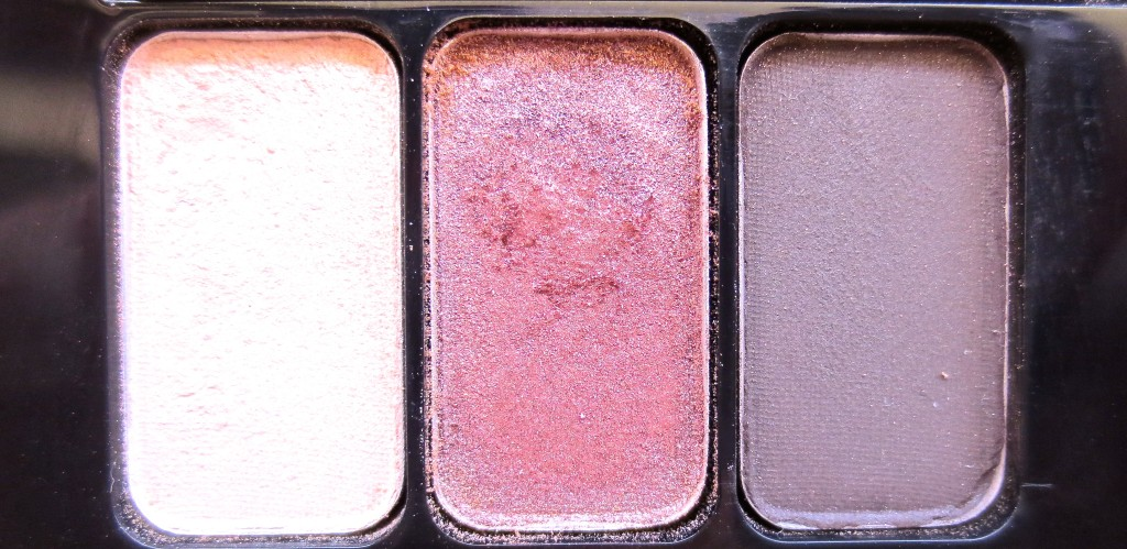 Mac Stroke of Midnight Face Palette Warm After Dusk Eye Shadow