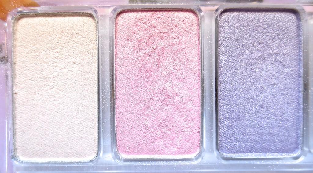 Essence Cinderella Eyeshadow Palette purple