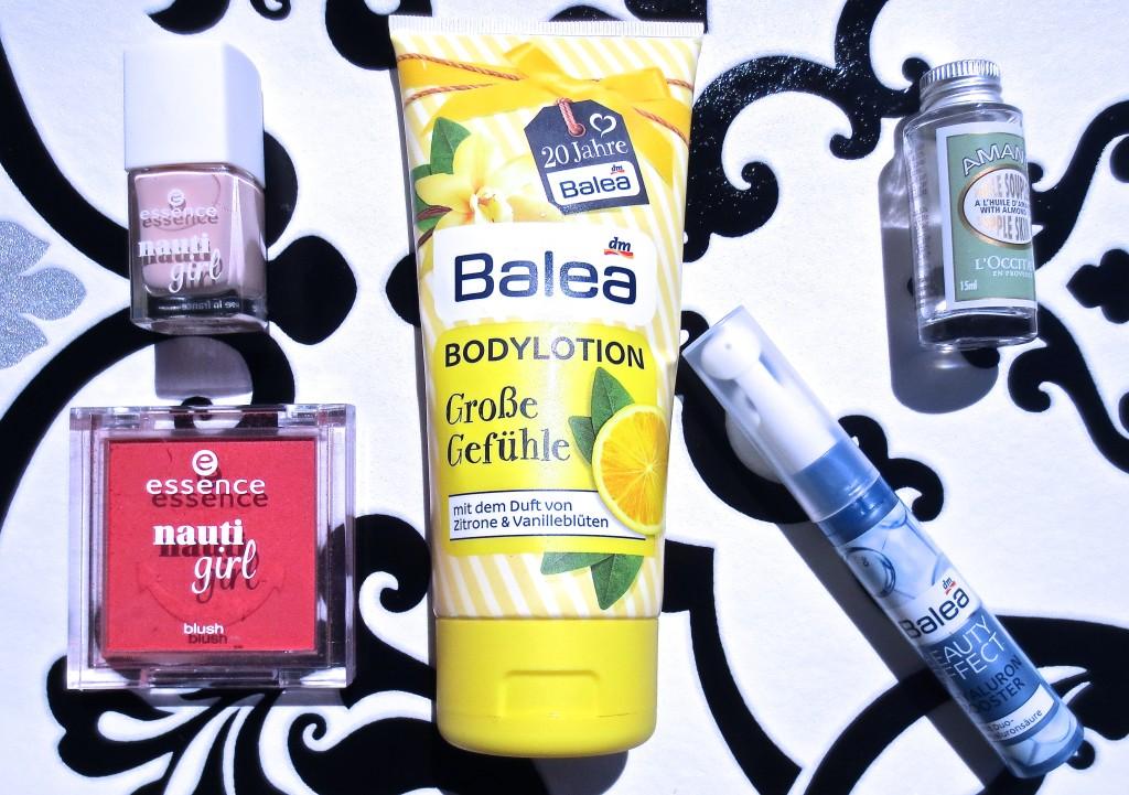 Juni 2015 Beauty Favoriten