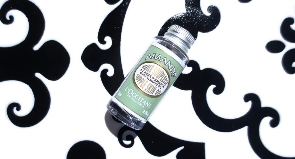 L'Occitane Mandel Straffendes Körperöl Supple Skin Oil