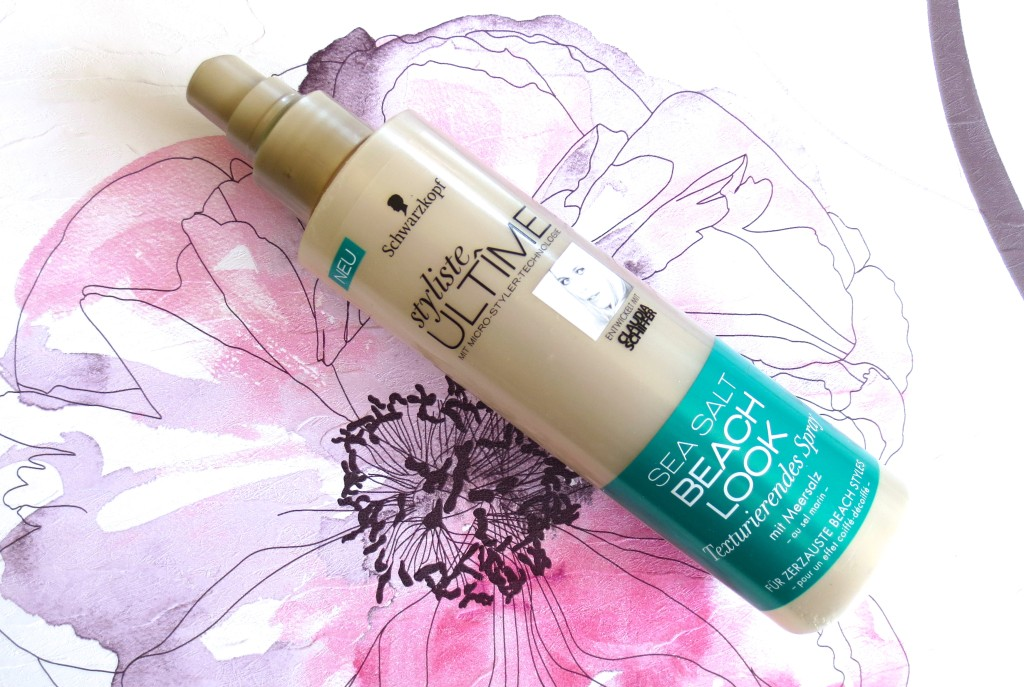 Schwarzkopf Styliste Ultime Sea Salt Beach Look Txturierendes Spray