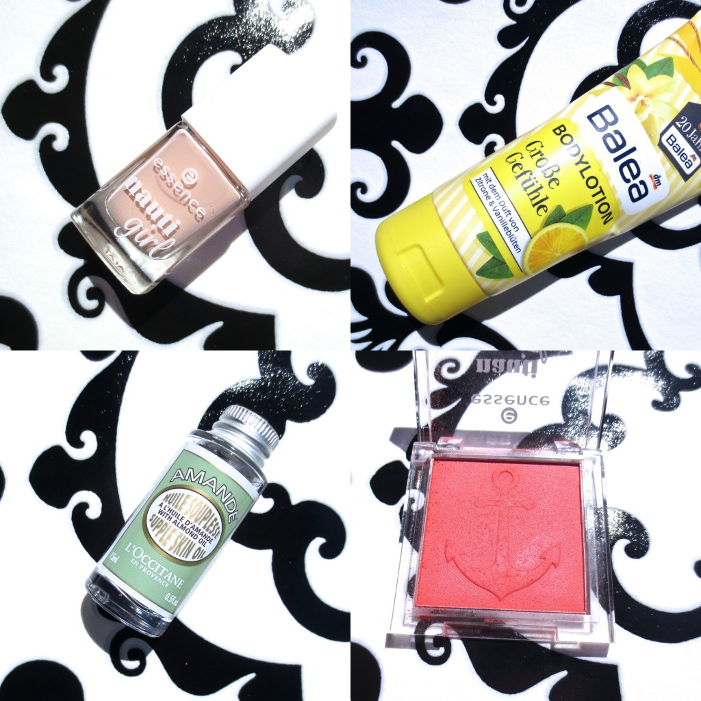 Beauty Favoriten Juni 2015