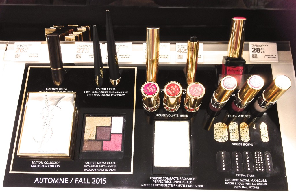 YSL Herbst Autumn 2015 Limited Edition
