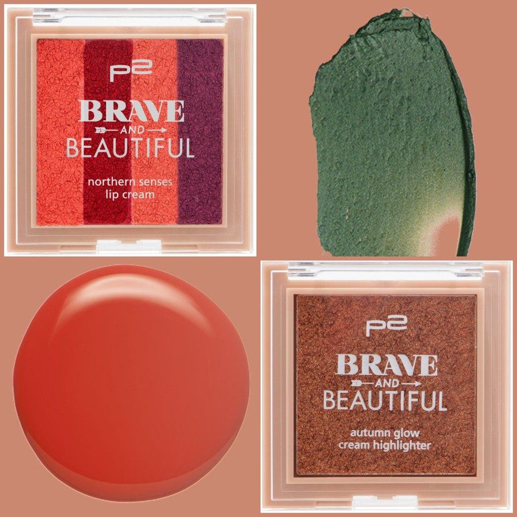 Brave and Beautiful LE Collage