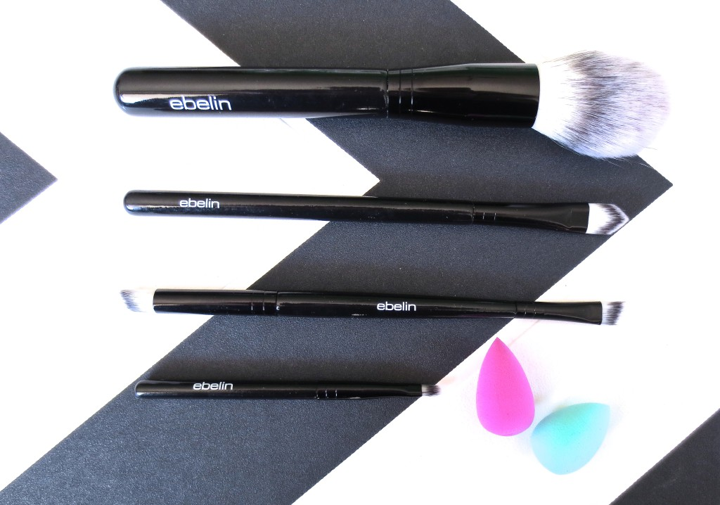 Review: Verbesserte Ebelin Professional Makeup-Tools