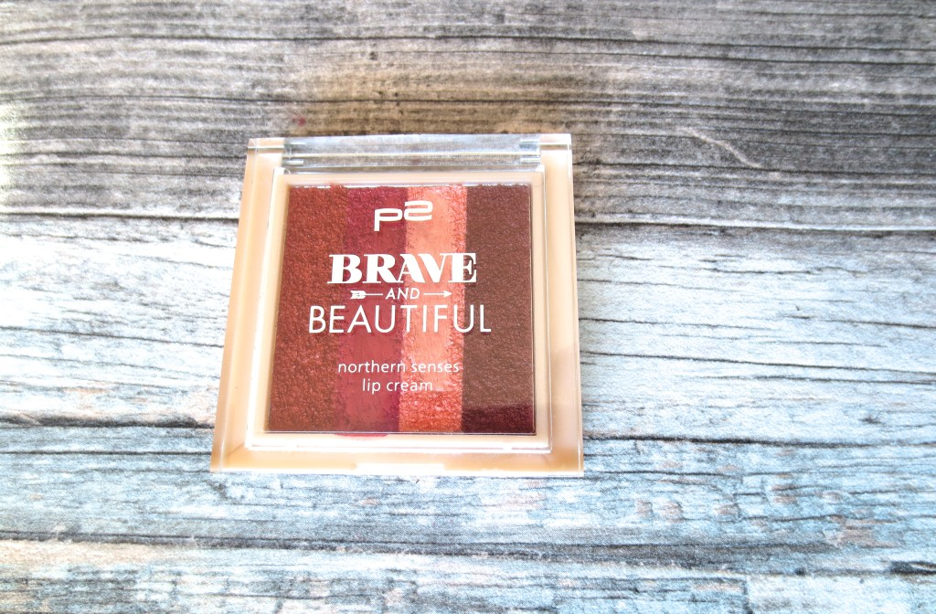 P2 Brave and Beautiful Lippencreme 020