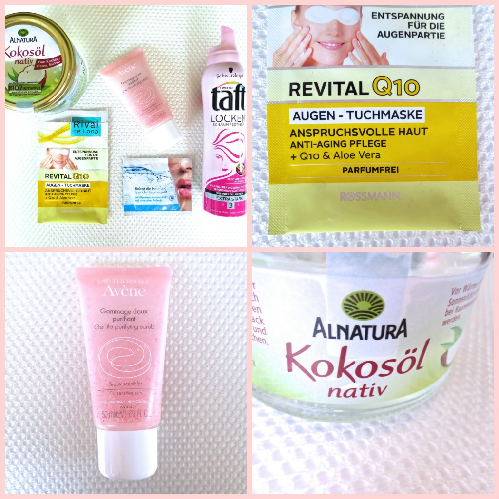 Beauty Favoriten Juli 2015