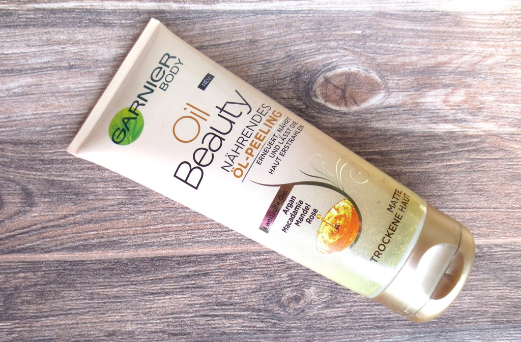Garnier Oil Beauty Öl-Peeling