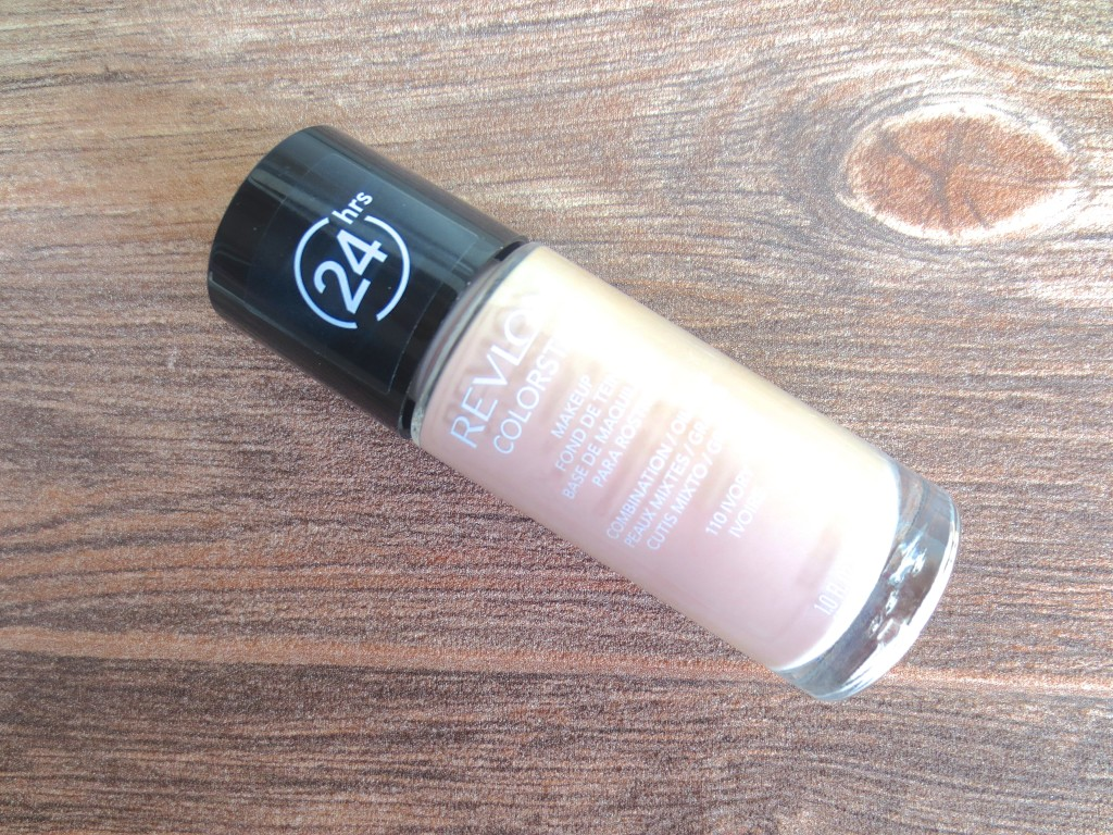 Liebste Foundation Blogparade: Revlon Colorstay Foundation