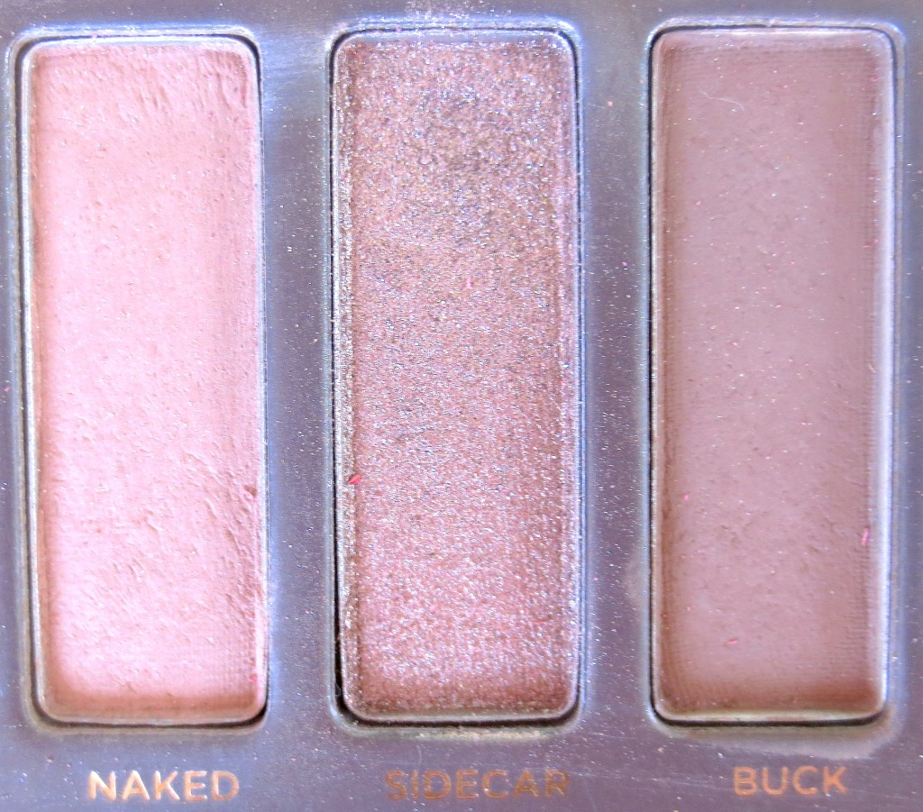 Urban Decay Naked Original Palette Naked Buck