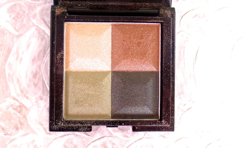 Marcelle Jungle Fever Eyeshadow Quad