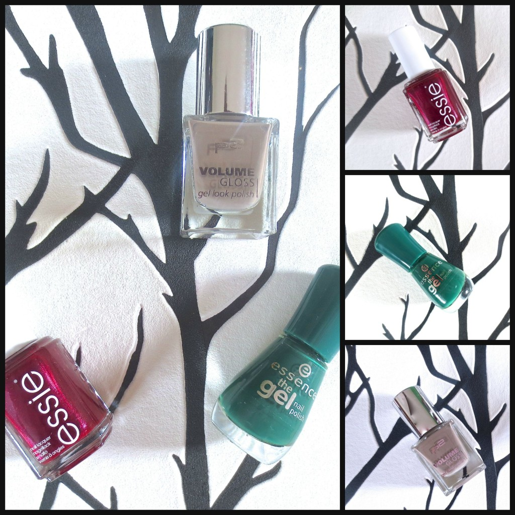 Top 3 Herbst Nagellacke Collage