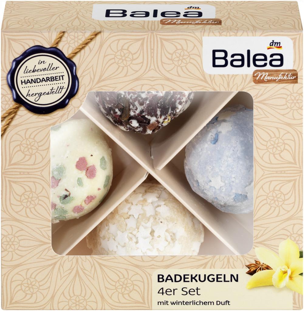 Balea_Badekugeln