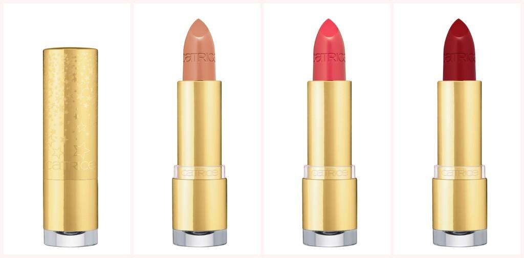 Catrice Treasure Trove Lipstick Collage