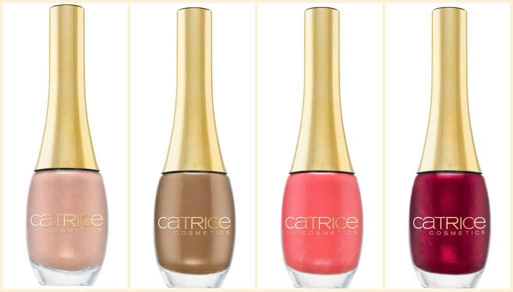 Catrice Treasure Trove Nagellack Collage