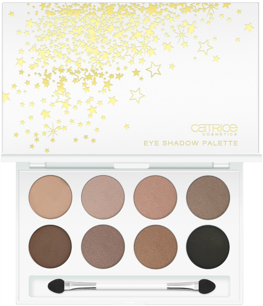 Catrice Treasure Trove Palette Collage