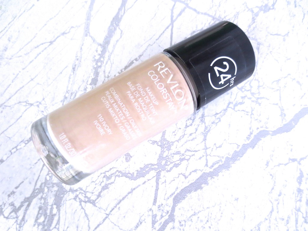 Revlon Colorstay Foundation Ivory