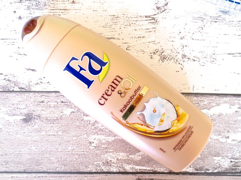 Fa Cream & Oil Kakaobutter Duschcreme