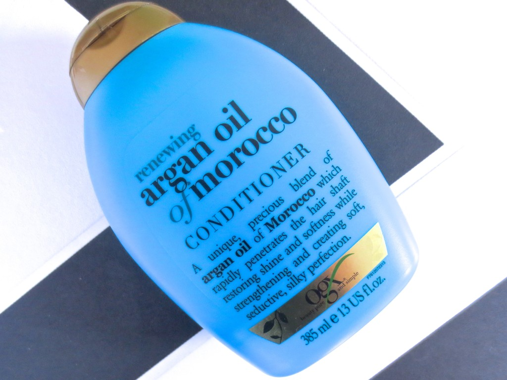 OGX Organics Renewing Argan Oil of Morocco Conditioner