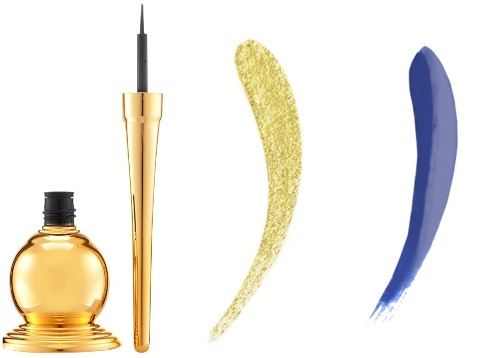 P2 Fabulous Beauty Gala Eyeliner Collage