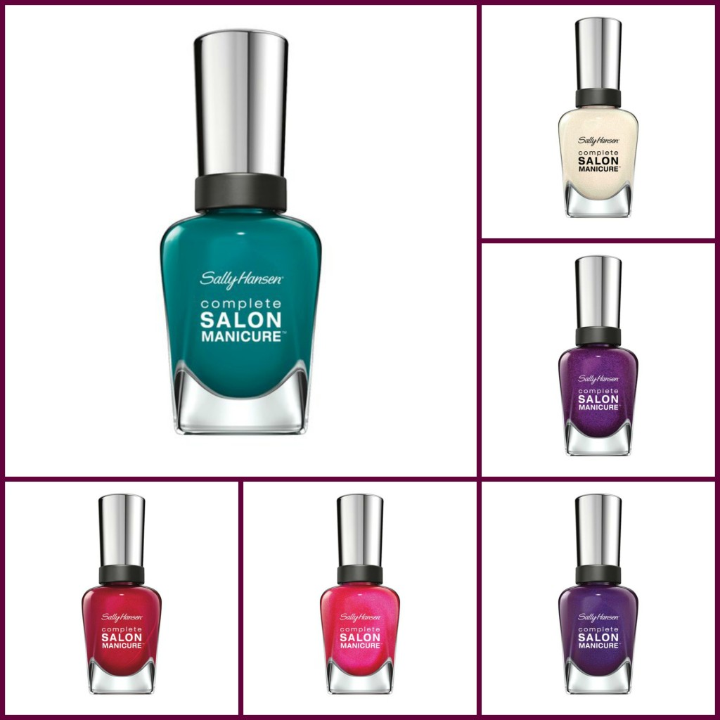 Sally Hansen Holiday 2015 Collage 3