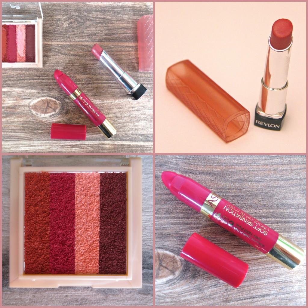 Blogparade: Meine Top 3 Herbst Lippenstifte