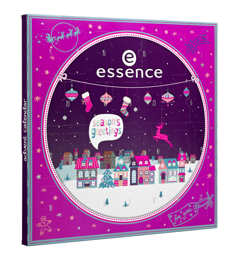 essence advent calendar adventskalender 2015