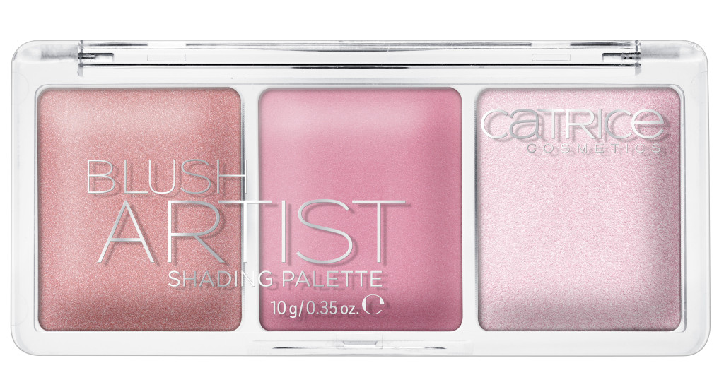 Catrice Blush Artist Shading Palette 030 Rock?n?Rose