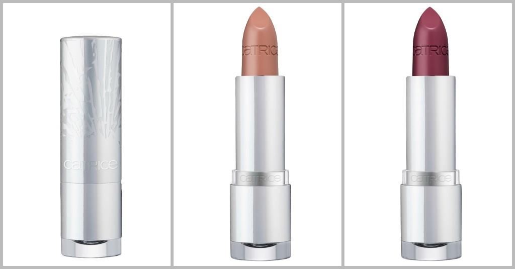 Catrice Rough Luxury Lipstick Collage
