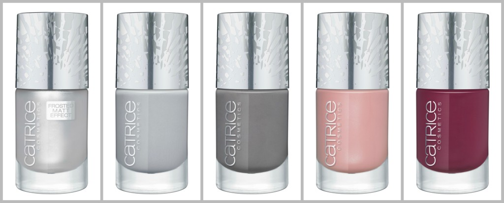 Catrice Rough Luxury Nail Polish Collage