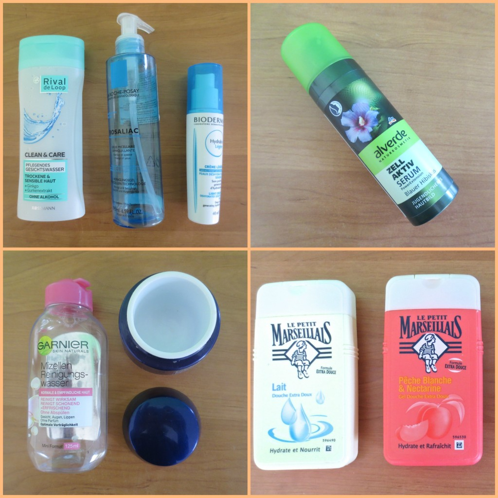 Empties November 2015 Collage