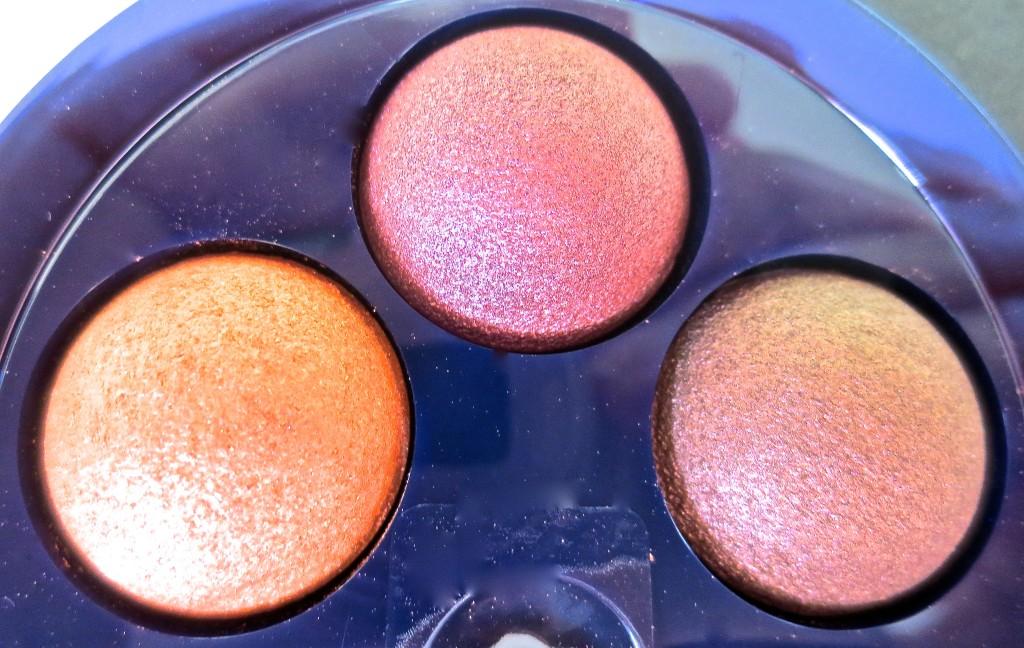 P2 Fabulous Beauty Gala Perfect Night Trio Eyeshadow