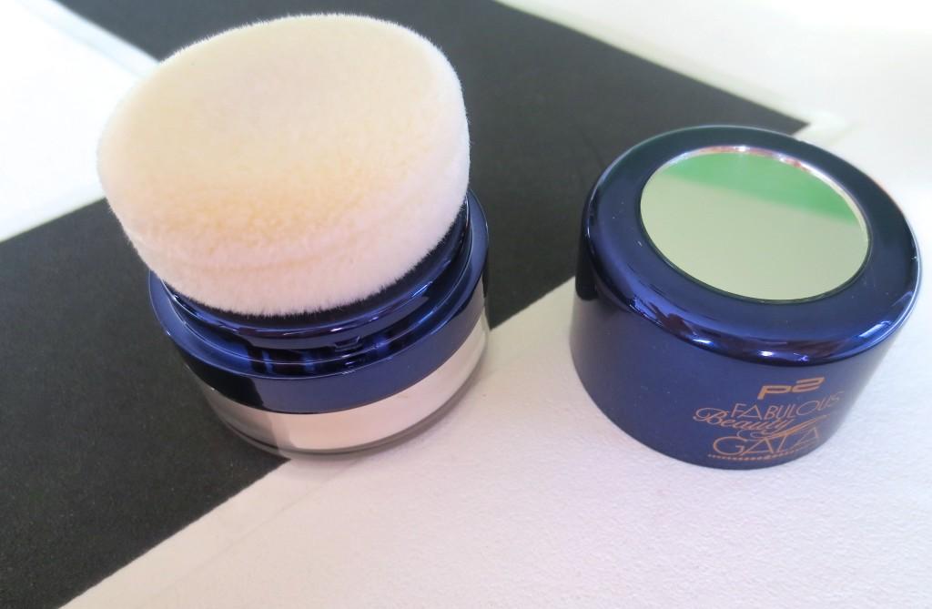 P2 Fabulous Beauty Gala Tempting Loose Highlighting Powder